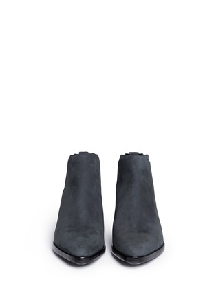 Figure View - Click To Enlarge - 3.1 Phillip Lim - 'Dolores' suede Chelsea boots