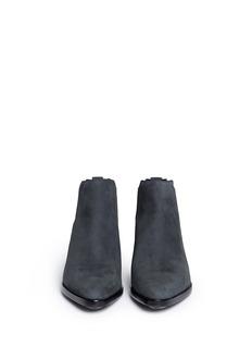 3.1 PHILLIP LIM'Dolores' suede Chelsea boots