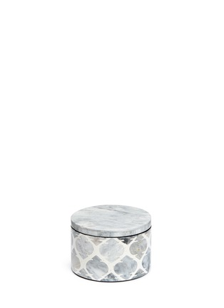 Main View - Click To Enlarge - SV Casa - Aziza salt and pepper holder set