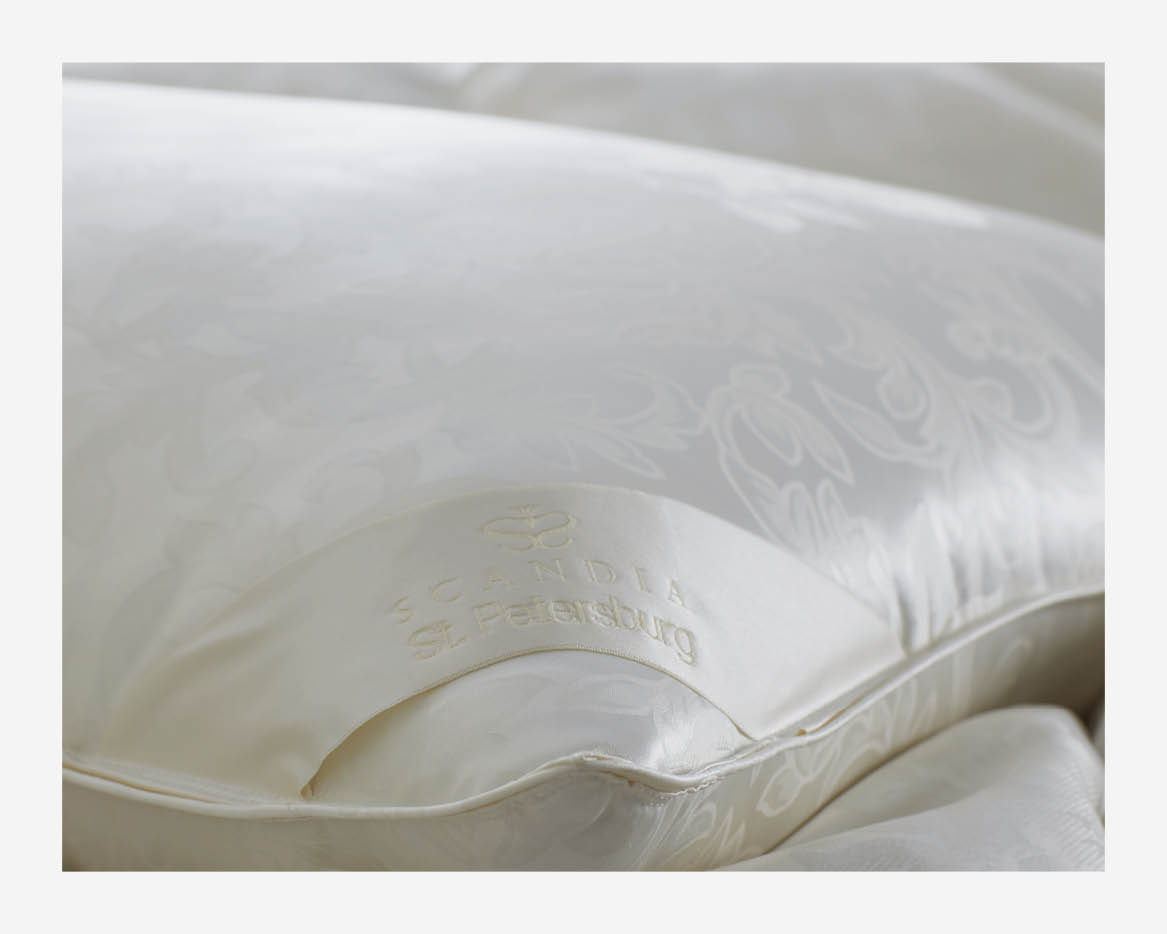 Scandinavian Down Pillows : Scandia Home - Shop Online Lane Crawford