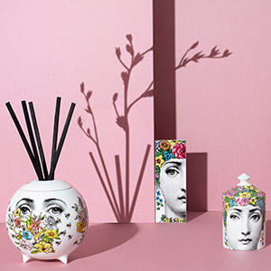 Face Time with Fornasetti