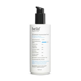 BELIEF OIL CONTROL MOISTURIZER FRESH