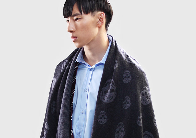 Gautier Chen:Esquire China's fashion director