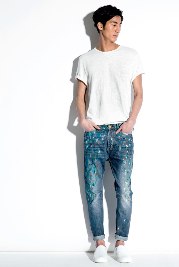 13oz Cotton Denim – Scotch & Soda