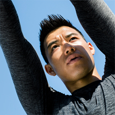 Johnny Tieu: Challenge Yourself