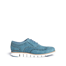 COLE HAAN - ZEROGRAND' SUEDE OXFORDS