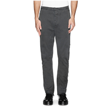 1.61 - 'M.P.' WELL WASHED FRAYED COTTON PANTS