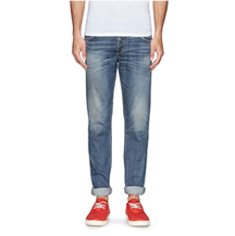Rag & Bone - 'FIT 2' LOW RISE JEANS