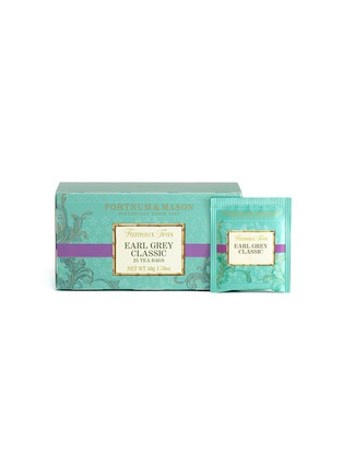 Main View - Click To Enlarge - FORTNUM & MASON - Earl Grey Classic tea bags