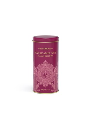 Main View - Click To Enlarge - Fortnum & Mason - Piccadilly Macadamia biscuits