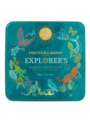 Main View - Click To Enlarge - FORTNUM & MASON - Explorers biscuit selection