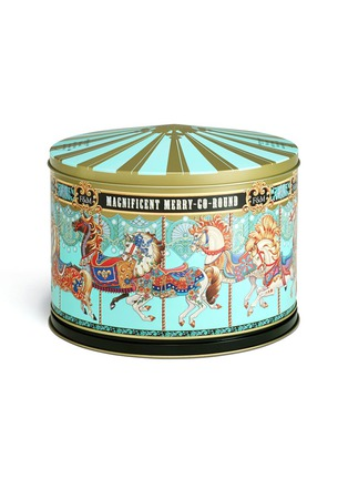 Main View - Click To Enlarge - Fortnum & Mason - Merry-go-round musical biscuit tin