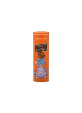 Main View - Click To Enlarge - Fortnum & Mason - Afternoon Tea Biscuits - Chocolate Orange