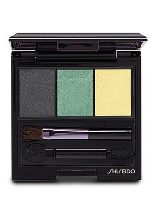 Main View - Click To Enlarge - Shiseido - LUMINIZING SATIN EYE COLOUR TRIO - Floracouture