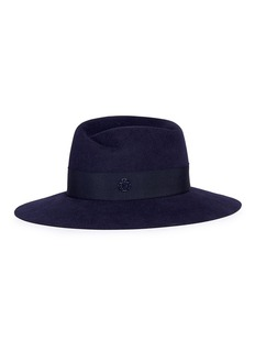 Maison Michel 'Virginie Timeless' rabbit furfelt fedora hat