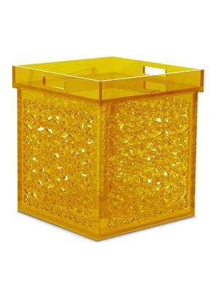 Main View - Click To Enlarge - Tang Tang Tang Tang - Acrylic side table with tray