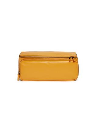Main View - Click To Enlarge - Tang Tang Tang Tang - Nappa leather washbag