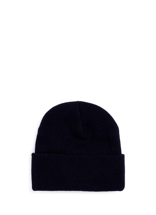 Figure View - Click To Enlarge - Bernstock Speirs - 'Jumbo Bow' beanie