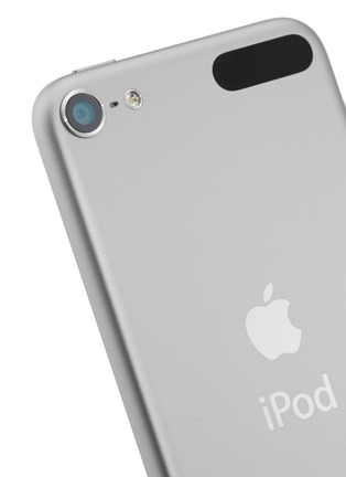 Detail View - Click To Enlarge - Apple - iPod touch 16GB - Silver