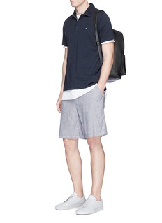 rag & bone 'Standard Issue' polo shirt