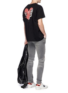 Amiri 'Lovers' print T-shirt