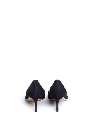 Back View - Click To Enlarge - Jimmy Choo - 'Romy 60' suede pumps
