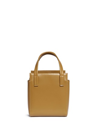 Detail View - Click To Enlarge - VASIC - 'Steady' mini leather tote