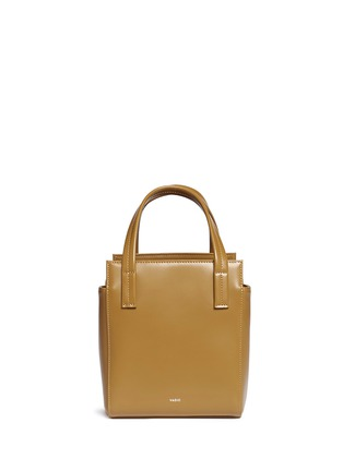 Main View - Click To Enlarge - VASIC - 'Steady' mini leather tote