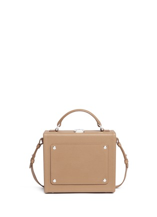 Main View - Click To Enlarge - 71172 - 'Art' leather trunk bag