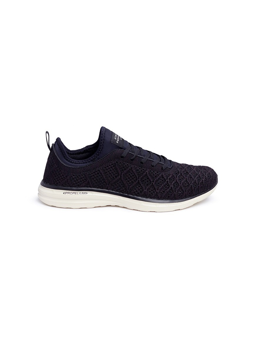 Photo of Techloom Phantom knit sneakers by Athletic Propulsion Labs womens shoes - buy Athletic Propulsion Labs footwear online