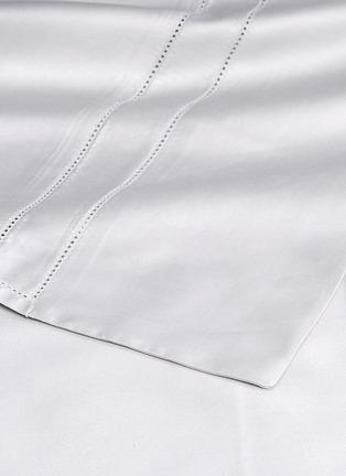 Detail View - Click To Enlarge - FRETTE - Doppio Ajour queen size size duvet set