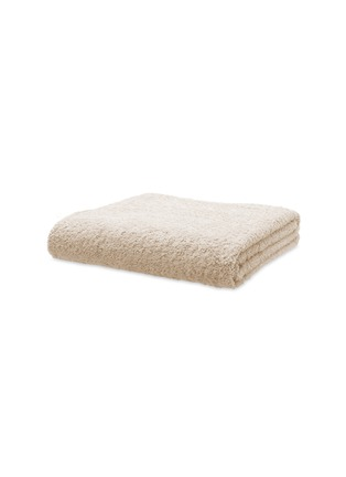 Main View - Click To Enlarge - ABYSS - Super pile bath towel – Ecru