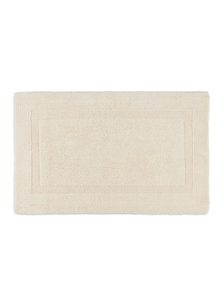 Main View - Click To Enlarge - ABYSS - Super pile small reversible bath mat – Ecru