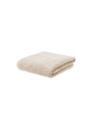 Main View - Click To Enlarge - ABYSS - Super pile guest towel – Ecru