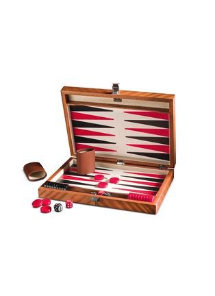 - AGRESTI - Briar backgammon set