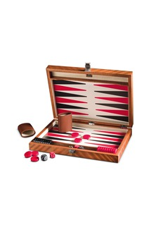 Agresti Briar backgammon set