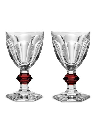 Main View - Click To Enlarge - BACCARAT - Harcourt 1841 water glass set