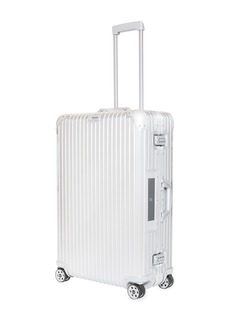 RIMOWA Topas Multiwheel® with electronic tag (Silver, 98-litre)