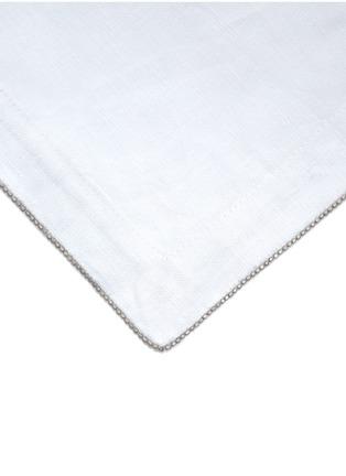 Detail View - Click To Enlarge - Michael Aram - Brass bead dinner napkin