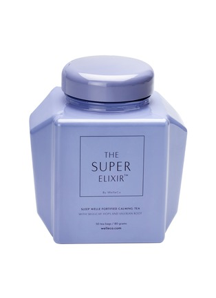 Main View - Click To Enlarge - WELLECO - THE SUPER ELIXIR™ Sleep Welle Fortified Calming Tea Caddy