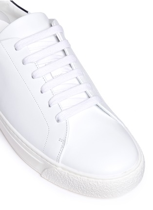 Detail View - Click To Enlarge - Anya Hindmarch - 'Wink' embossed leather sneakers