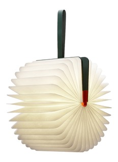 Lumio Lumio folding book lamp – Orange/Green