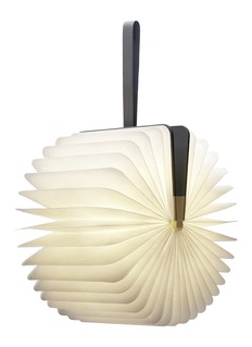 Lumio Lumio folding book lamp – Yellow/Grey