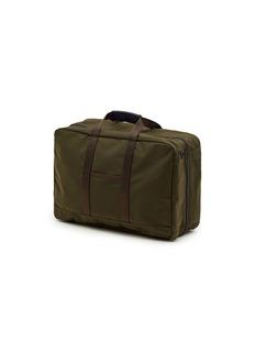 Monocle x Porter overnighter bag – Olive