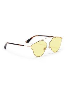 Dior 'Dior So Real Pop' panto sunglasses