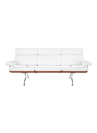 Main View - Click To Enlarge - HERMAN MILLER - Eames three seater sofa