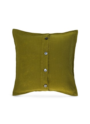 Main View - Click To Enlarge - SOCIETY LIMONTA - Rem cushion cover set – Pistachio