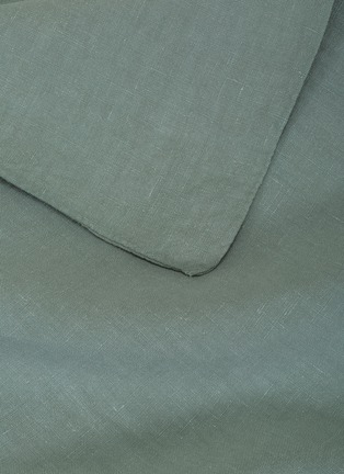 - SOCIETY LIMONTA - Rem king size duvet cover – Agave