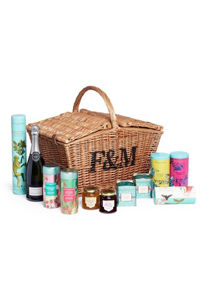 Main View - Click To Enlarge - FORTNUM & MASON - The Sweet Indulgence hamper