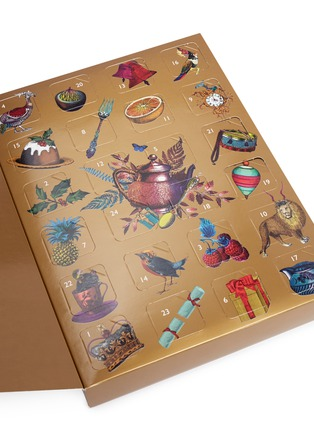 Detail View - Click To Enlarge - FORTNUM & MASON - Christmas Tea Lovers advent calendar